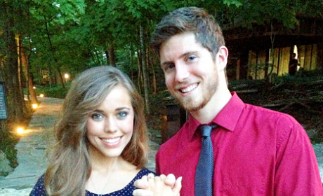 Jessa Duggar and Ben Seewald: New Engagement Photos! Same Cute Couple!