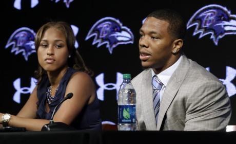 Ray Rice on Halloween Costume Controversy: I'm Praying for the Haters!