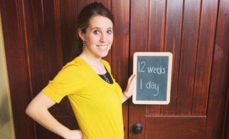 Jill Duggar Baby Bump Photos: Look at #BabyDilly Grow!