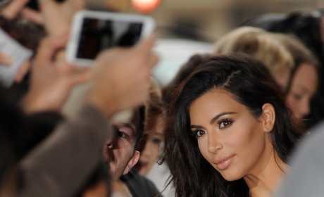Kim Kardashian is Popular
