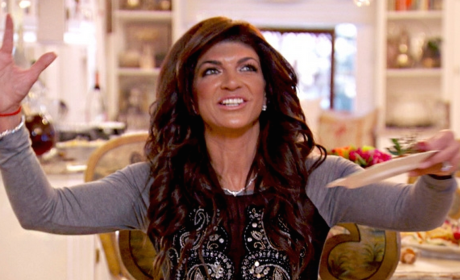 Teresa Giudice: Afraid She'll Go Bald in Prison! Reality Star Fights to Keep Hair Extensions Behind Bars!