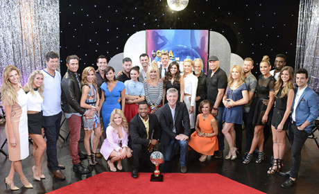 Dancing With the Stars Cast Revealed: Who's Lacing 'Em Up?