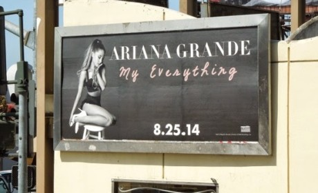 Ariana Grande Billboard