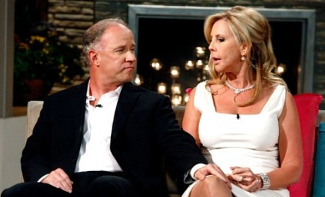Brooks Ayers on Vicki Gunvalson Cheating Rumors, Violence: That Was YEARS Ago!