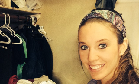 Jill Duggar Does Laundry, Misses Derick Dillard, Really Loves Instagram