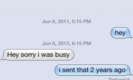 21 People Who Didn't Get a Text Back, But Won at Life