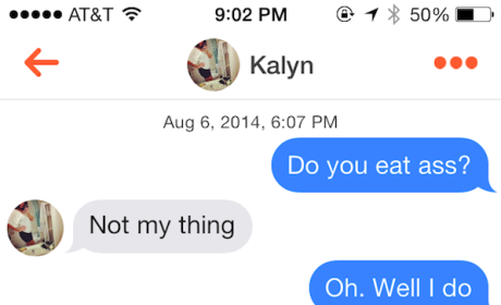16 Tinder Pick-Up Lines That Somehow Worked