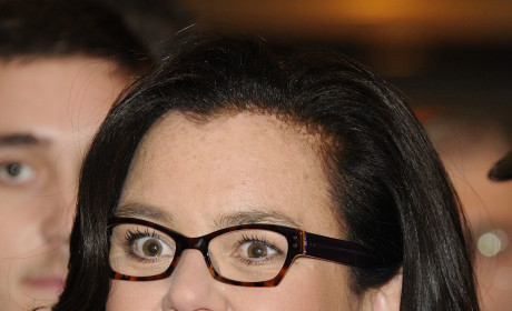 Rosie O'Donnell in Glasses