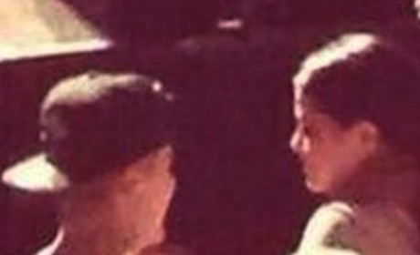 Justin Bieber and Selena Gomez: Spotted in Church!