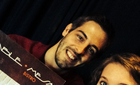 Jill Duggar and Derick Dillard Return to Scene of Engagement, Post Obligatory Selfie