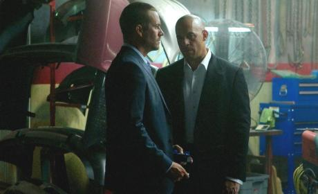 Paul Walker Photo From Fast & Furious 7: Vin Diesel Teases INCREDIBLE Installment