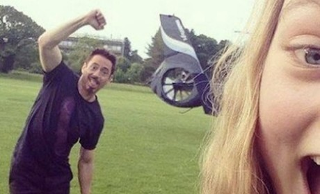 Robert Downey Jr. Photobombs Fan, Foils Secret Selfie Attempt in Amazing Fashion