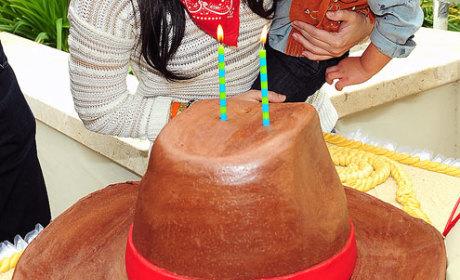 17 Celebrity Kids' Birthday Cakes: Sweet, Sweeter, Sweetest!