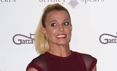 Britney Spears' Classic Look