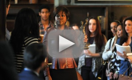 How to Get Away with Murder Season 1 Episode 1: Class is in Session