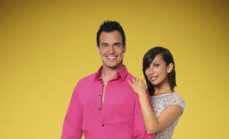 Antonio Sabato Jr.: Cheating on Wife with Cheryl Burke?
