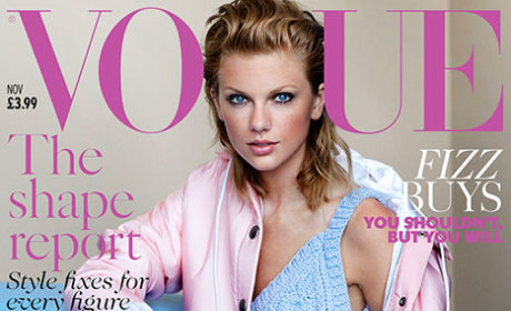 Taylor Swift Vogue Photo