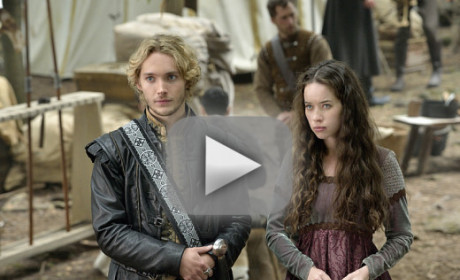 Reign Season 2 Episode 1 Recap: The Black Death