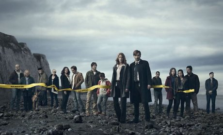 How would you grade the Gracepoint premiere?