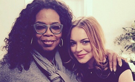Lindsay Lohan and Oprah: Teaming Up For a Second Season of Awful Reality TV!