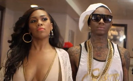 Soulja Boy, Girlfriend