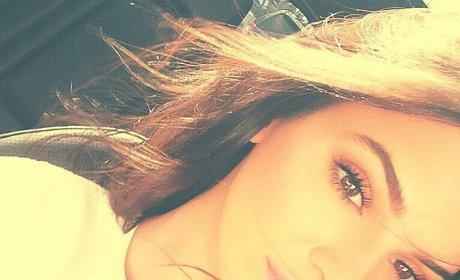 Kendall Jenner Selfie: Beautiful