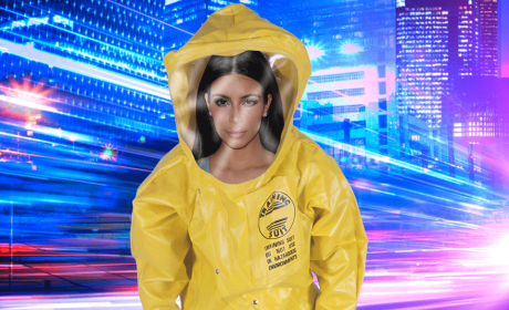 Kim Kardashian: TERRIFIED of Ebola; Purchasing Hazmat Suits For the Whole Family!