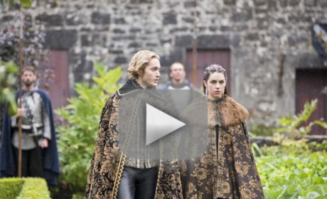 Reign Season 2 Episode 2 Recap: Drawn & Quartered