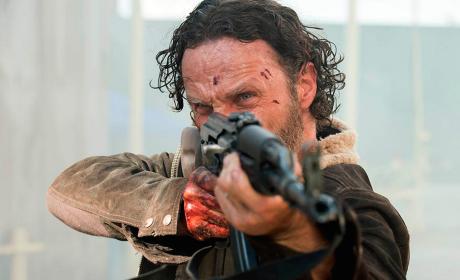 The Walking Dead Season 5 Premiere Pic
