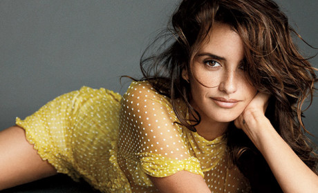 Penelope Cruz for Esquire