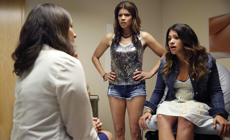 What grade would you give the Jane the Virgin premiere?
