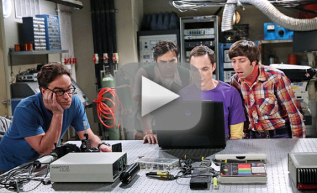The Big Bang Theory Season 8 Episode 5 Recap: Guys Night In