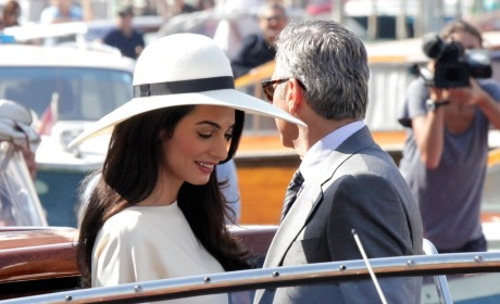 Amal Alamuddin Makes It Official: Just Call Me Amal Clooney!