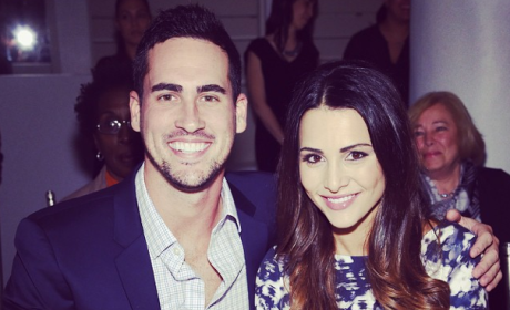 Andi Dorfman and Josh Murray Talk Wedding Plans: It's All About the Dress!