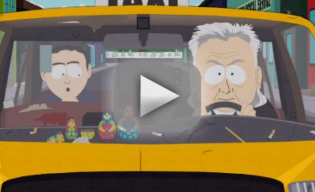 South Park Season 18 Season 4 Recap: Uber Humor