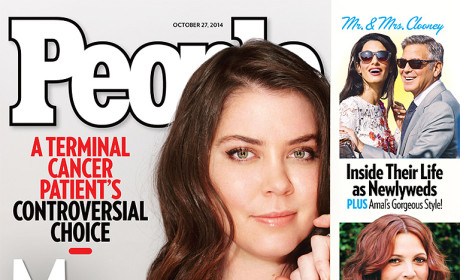 Brittany Maynard People Cover