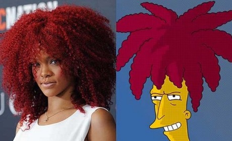 13 Celebrities Who Look Just Like Cartoon Characters (#9 is Scary!)