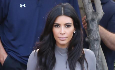 Kanye West to Kim Kardashian: You're So Dope! I Love You!