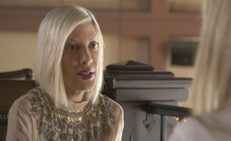 Tori Spelling on True Tori