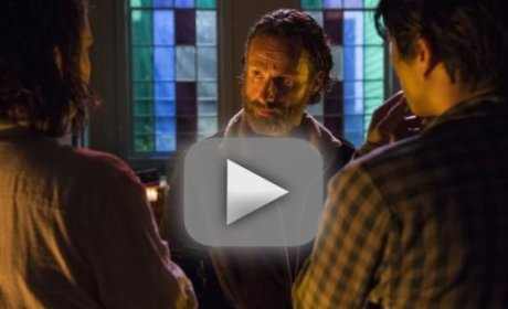 The Walking Dead Season 5 Episode 3 Recap: Kill or Be Eaten