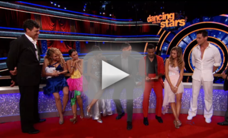 Dancing With the Stars Season 19 Episode 9 Results: Which Eight Are Great?