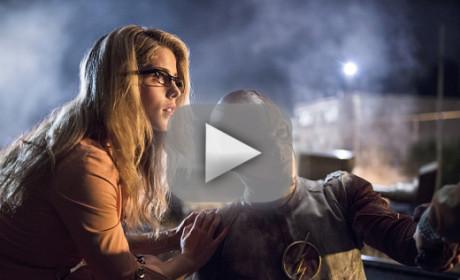 The Flash Season 1 Episode 4 Recap: A Chill in the Air