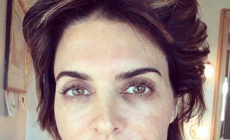 Lisa Rinna: Makeup-Free on Instagram!