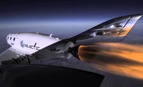 Virgin Galactic Crashes in California Desert, Kills Co-Pilot