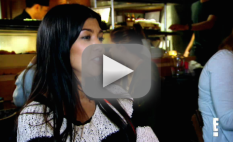Kourtney & Khloe Take the Hamptons Season 1 Episode 1 Recap: Scott Gets Kicked Out (Already)!