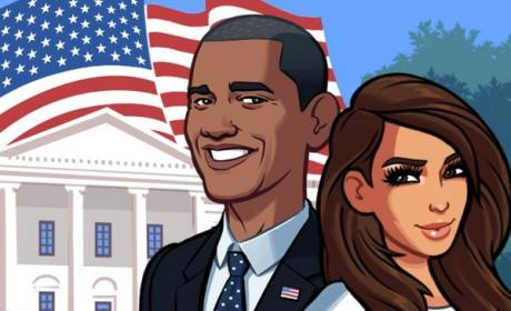 Kim Kardashian Tweets Support For Barack Obama, Possibly Thinks He's Up For Reelection