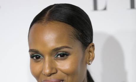 Kerry Washington on Olivia Pope: Don't Act Like Her!