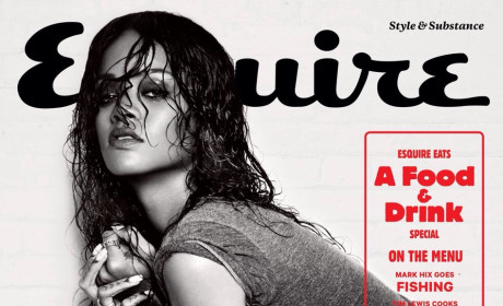 Rihanna Esquire Cover