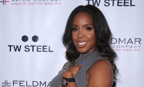 Kelly Rowland Pregnant Pic