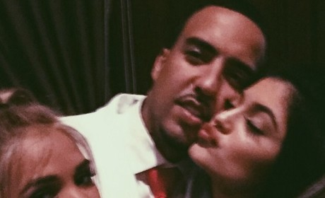 Kylie Jenner, French Montana Photo